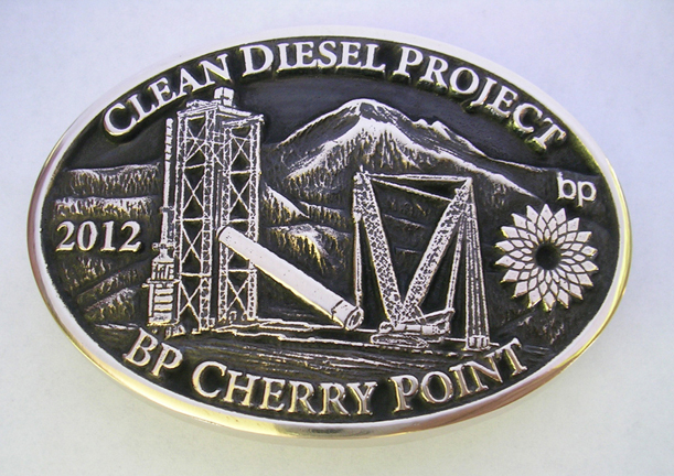 BP Cherry Point Refinery Buckle
