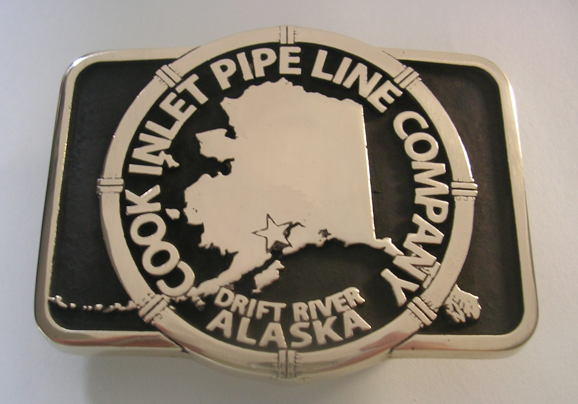 Cook Inlet Pipe Line Buckle