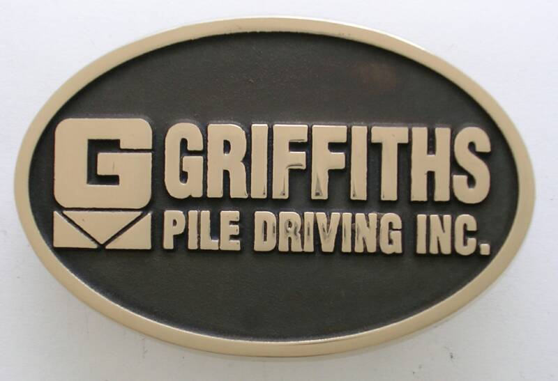 Griffiths Pile Driving Buckle