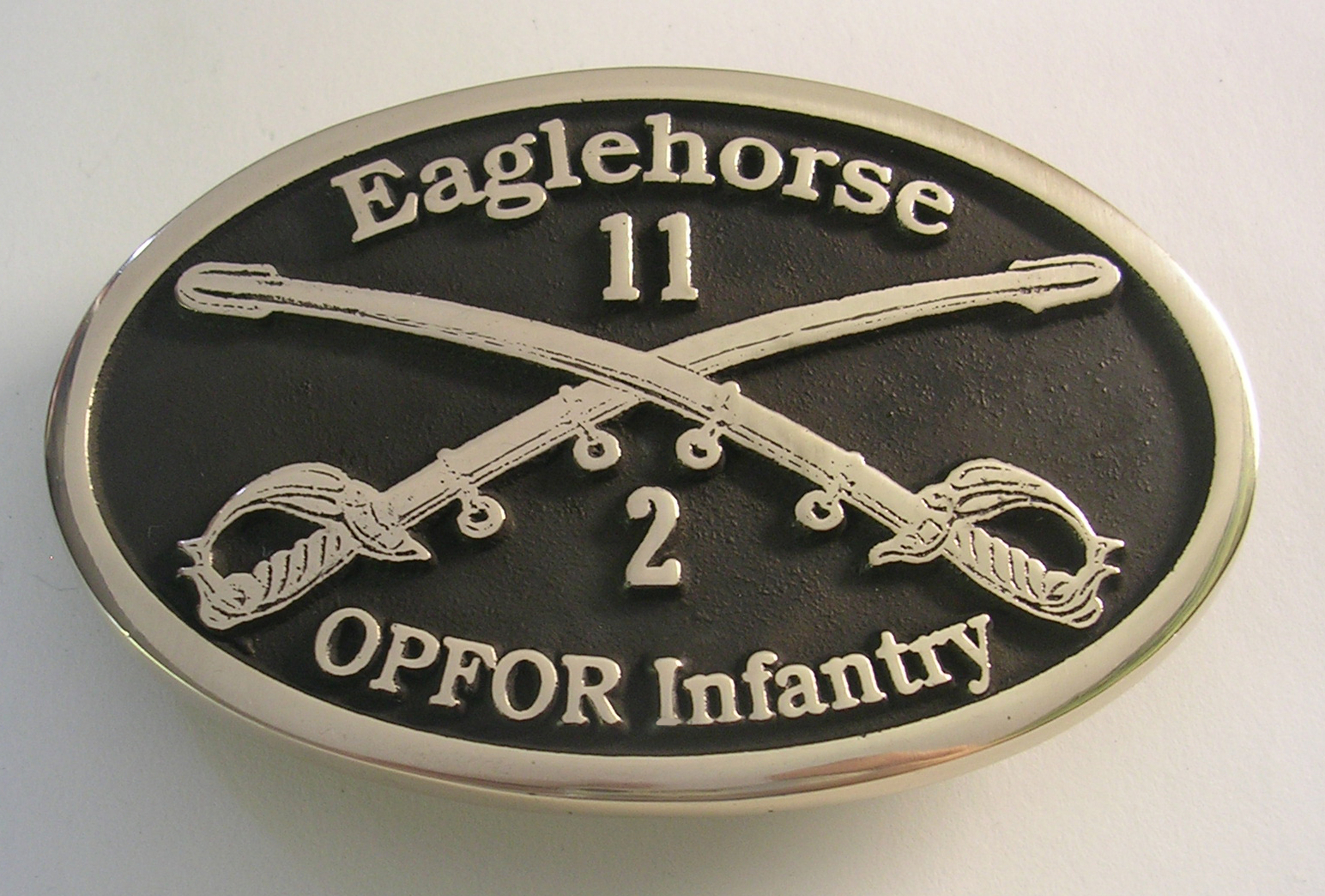 OPFOR Infantry Buckle
