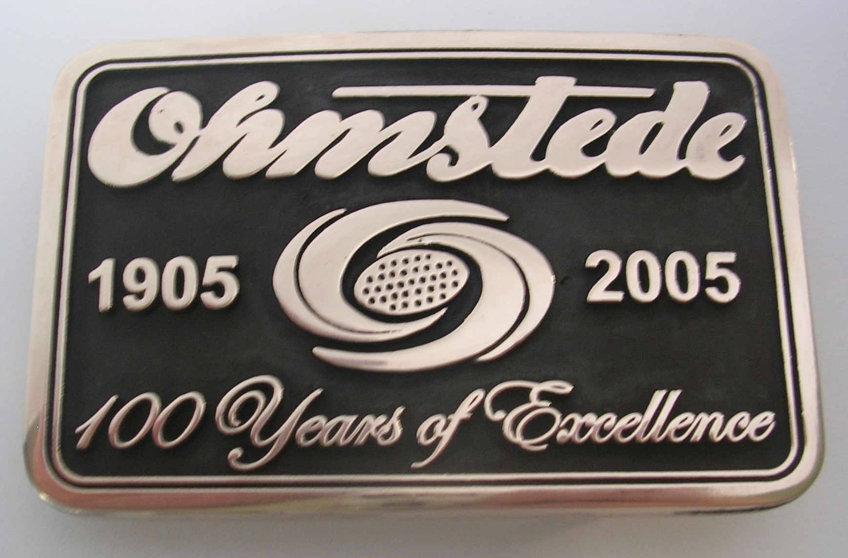 Ohmstede Belt Buckle