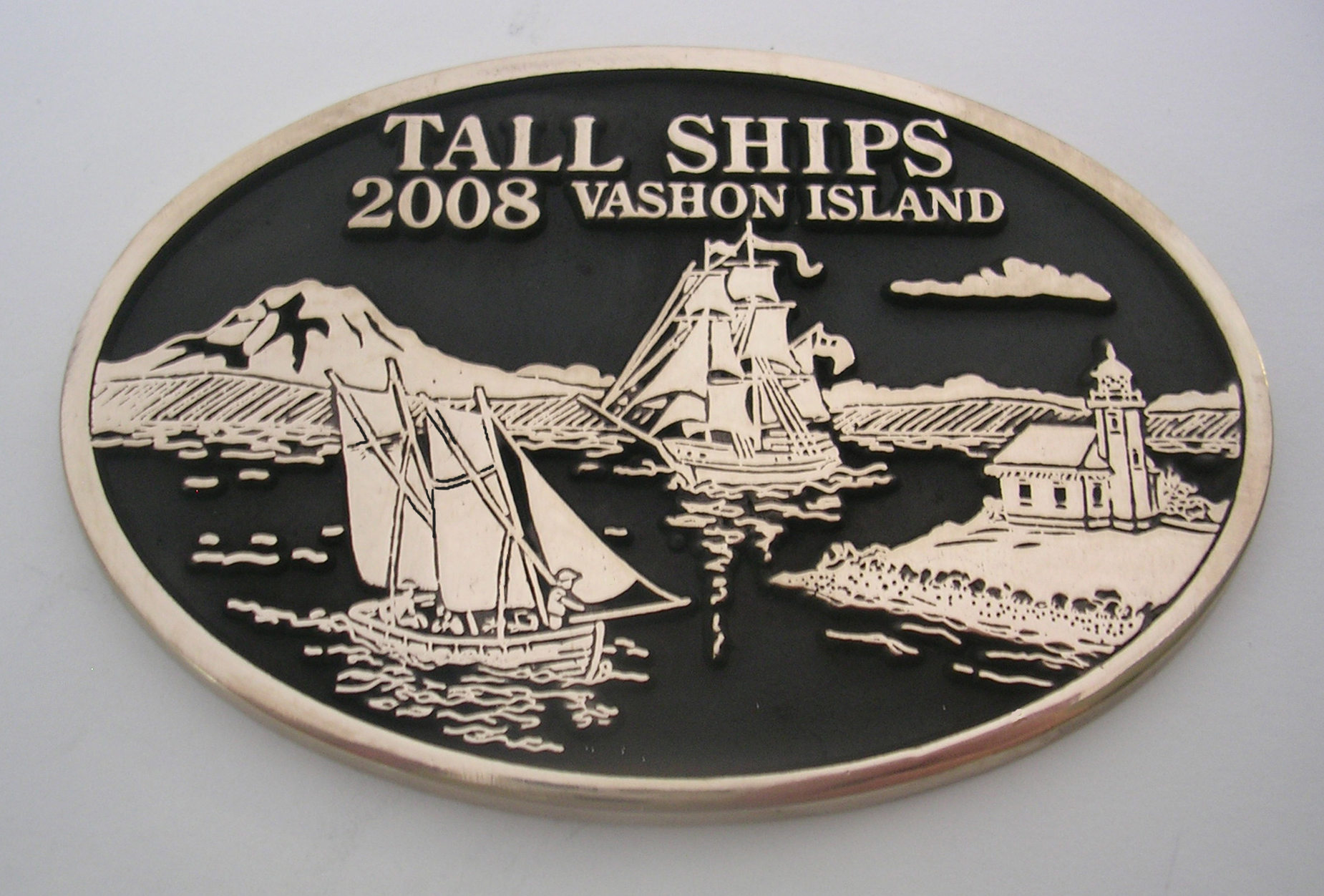 Tall Ships Plaque