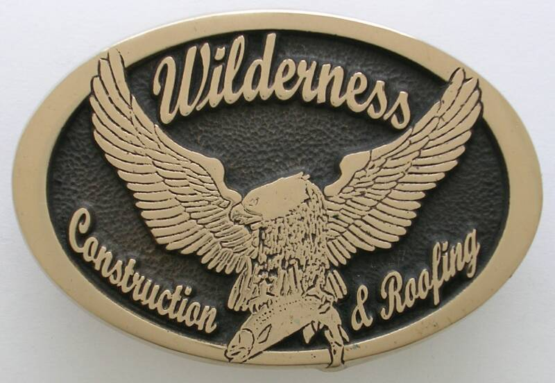 Wilderness Construction Buckle