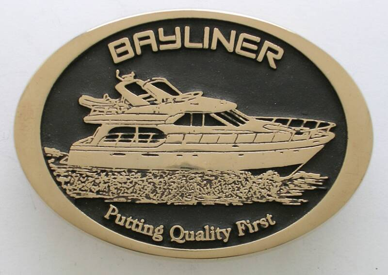 Bayliner Buckle