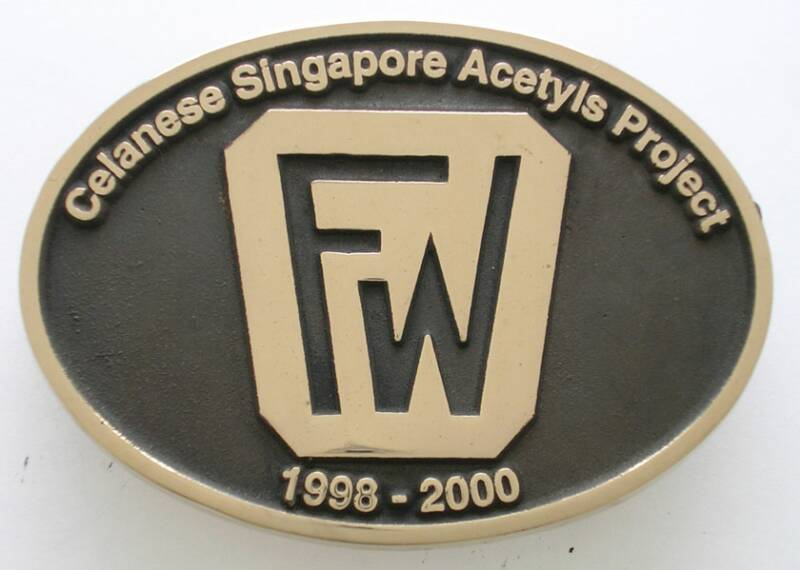 Foster Wheeler Buckle
