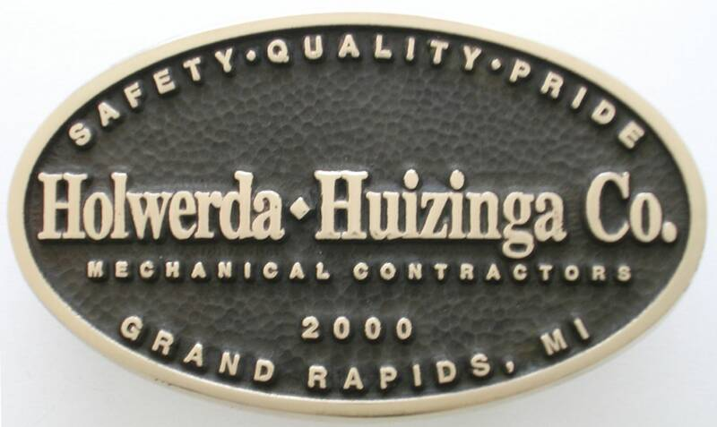 Holwerda Huizinga Co. Buckle