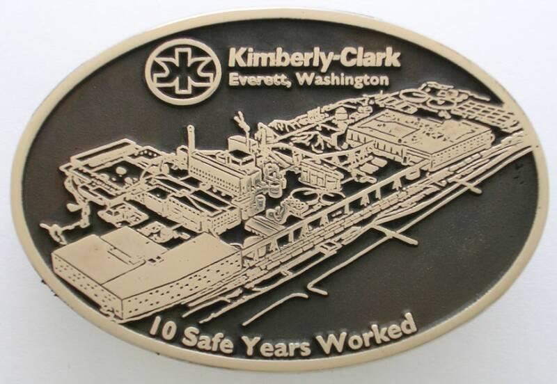 Kimberly-Clark Buckle
