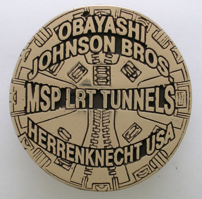 Herrenknecht USA Buckle