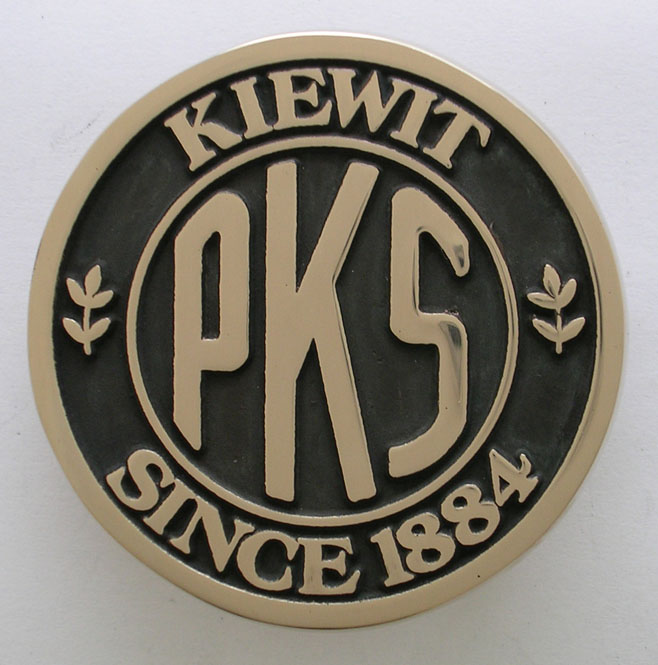 PKS Belt Buckle
