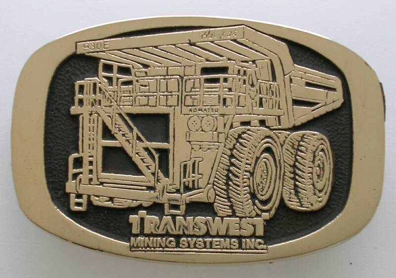 Transwest Mining Equipment Buckle