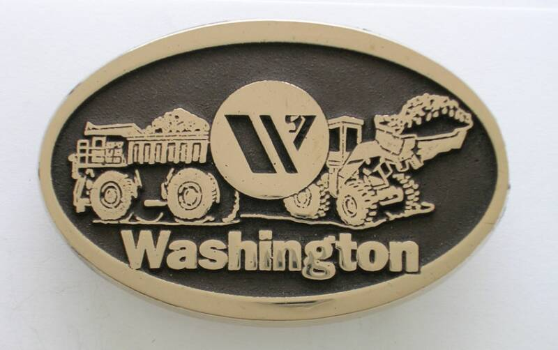 Washington Group Buckle